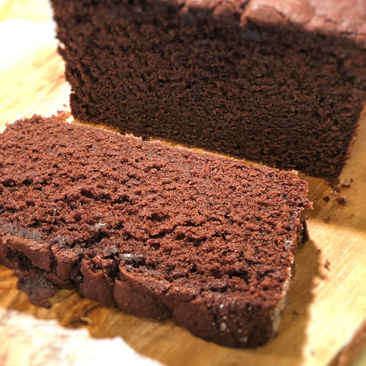 Decadent Chocolate Pound Cake | Sprinkle and a Dash